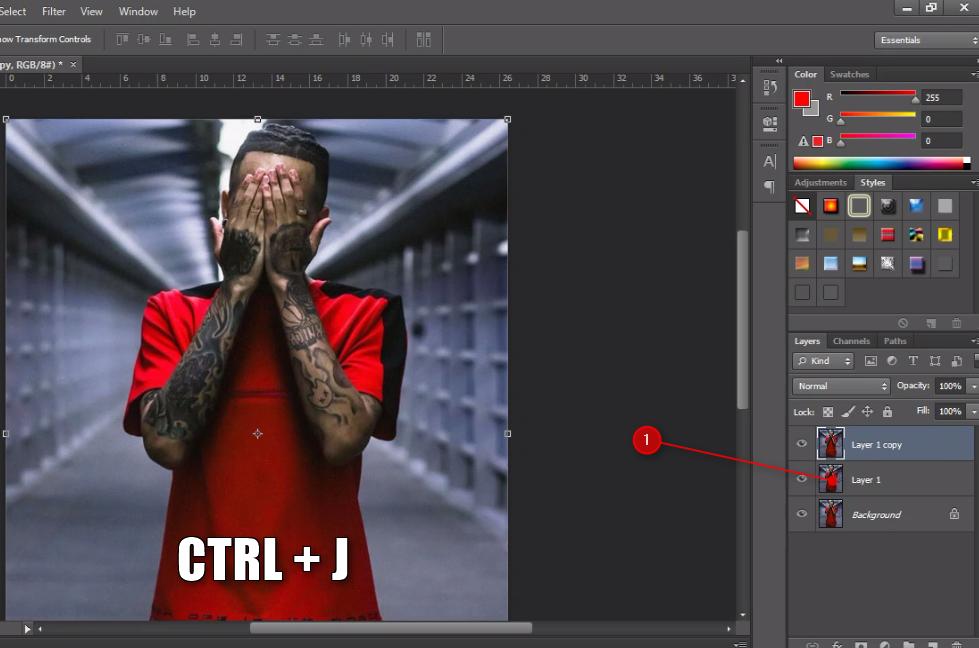 Cara Membuat Foto 3d Anaglyph Keren Di Photoshop Bangtax