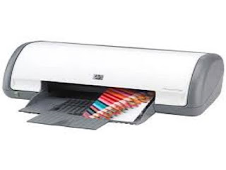 Picture HP Deskjet D1368 Printer