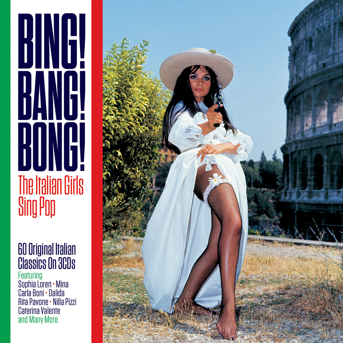 Bing bang bong the italian girls sing pop - Franca raimondi aprite le finestre ...
