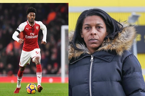 Woman Who's Homeless Cries Out... Her Son Plays For Arsenal FC, Lives In A Mansion