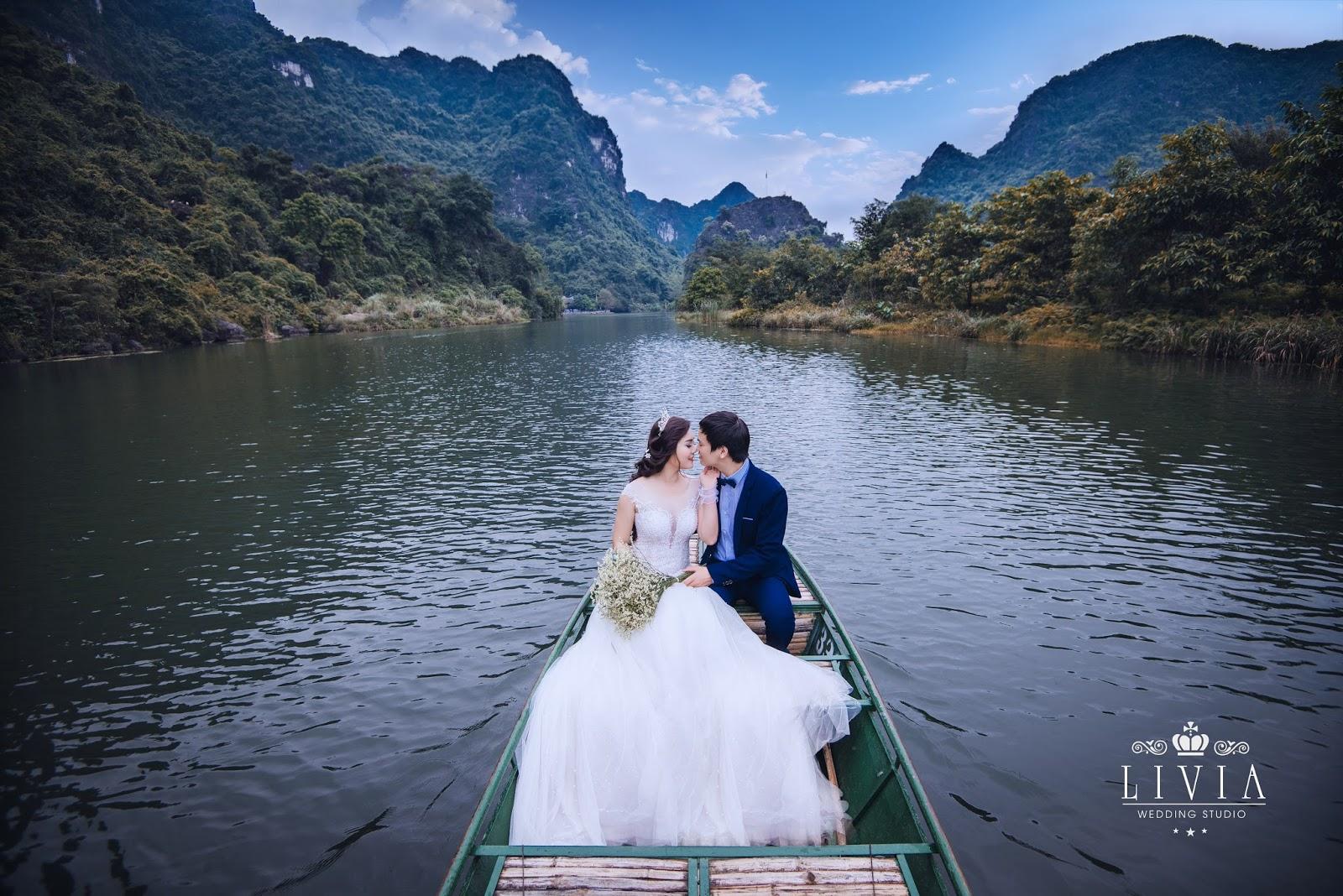 Địa điểm chụp ảnh cưới đẹp - Tràng An Ninh Bình