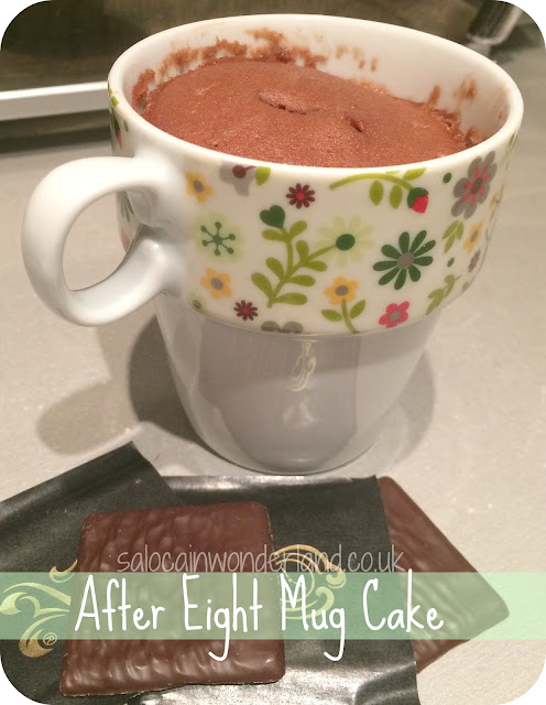 after eight mug cake