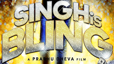 Singh Is Bling New Poster HD Wallpaper