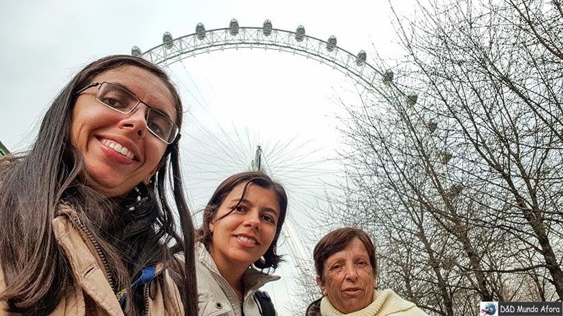 London Eye - O que fazer em Londres