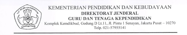 Surat Edaran Mendikbud Nomor 2388/B/GT/2019 Tentang Pemutakhiran Data Riwahat  Jabatan Kepala Sekolah, http://www.librarypendidikan.com/