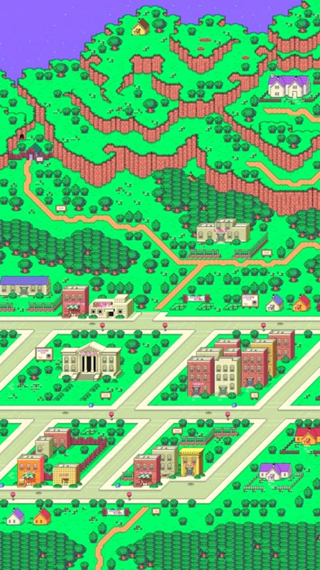 Earthbound Iphone Wallpaper | Wallpapers Supreme