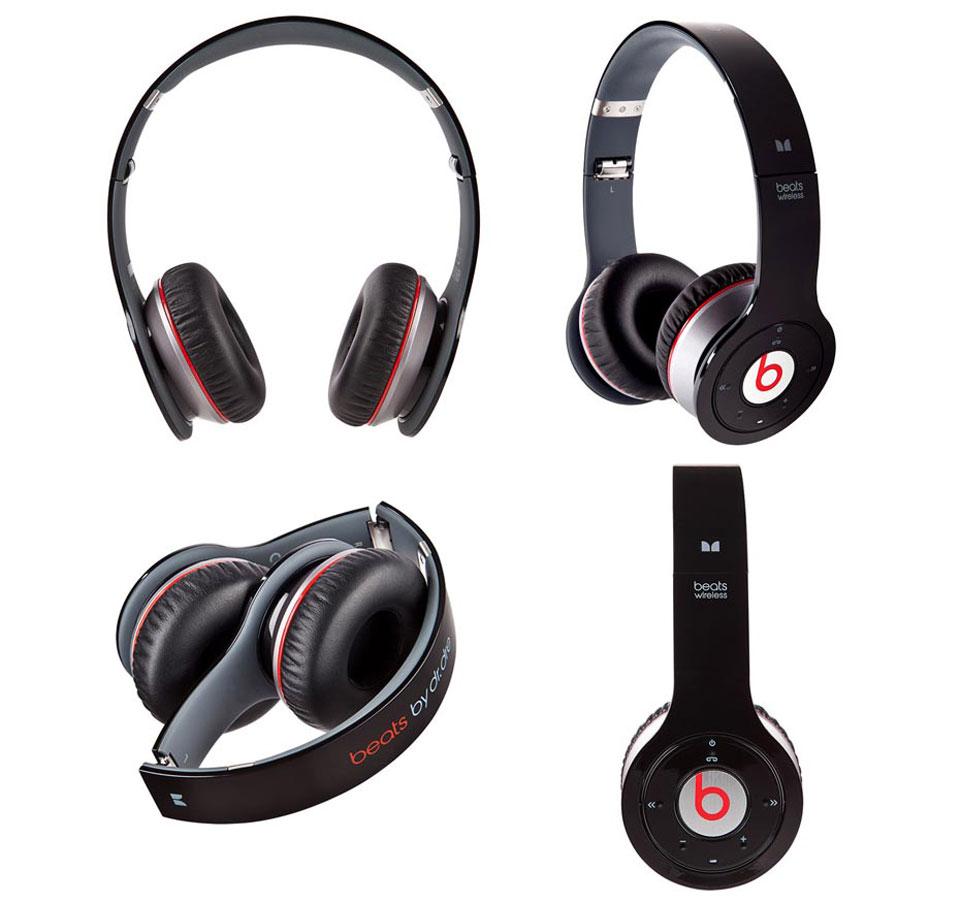 Monster (BEATS WIRELESS) by Dr. Dre ((BLUETOOTH)) Headphones | eBay