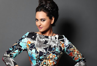 Sonakshi Sinha Superb Hair Style Images