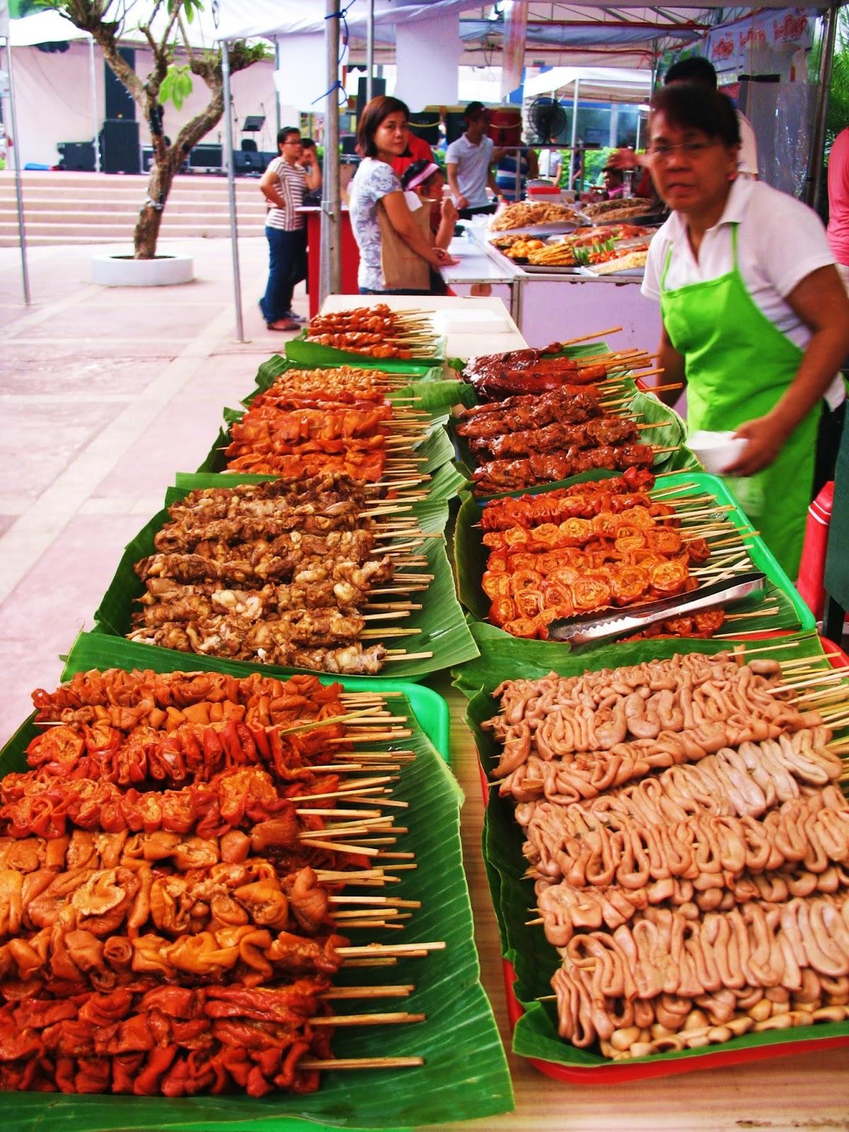 park street food