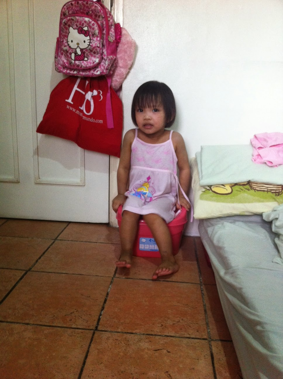 Pinions and Plumage of Love: How My Daughter Potty-Trained ...