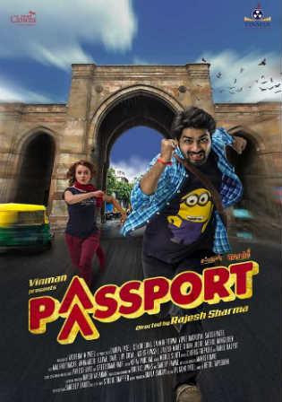 Passport 2016 Gujarati Movie 480p HD-Rip 350Mb