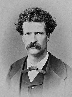 Mark Twain-Samuel L. Clemens