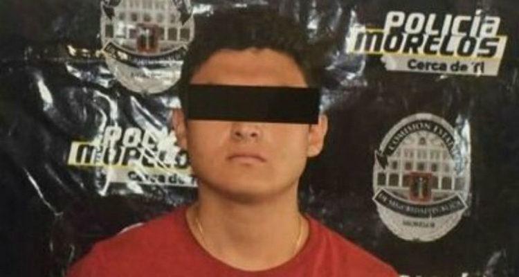 """Cae el hijo de """"El Carrete"""", líder de """"Los Rojos"""" en Morelos."""