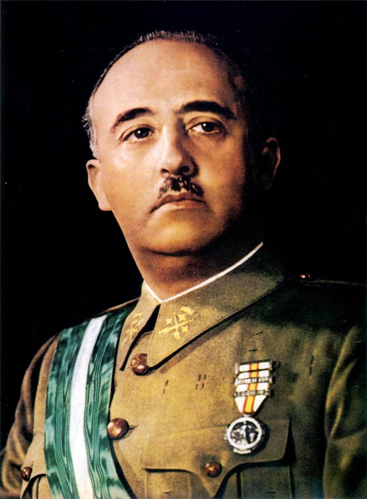 Comentario Mensaje del General Franco