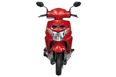 2017 Honda Dio Red Image