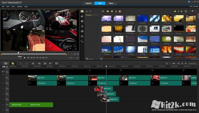 corel videostudio x7 keygen free download
