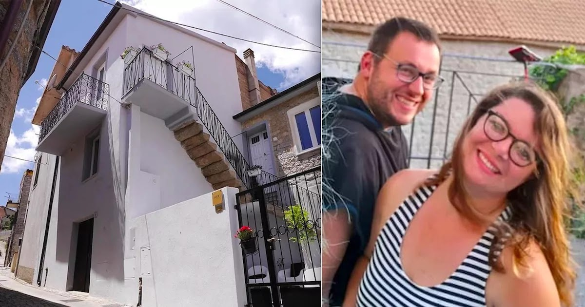 Couple Buys House In Sicily For €1 As Italian Villages Bid To Bring Back Tourists And Investment