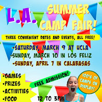 Sign up for L.A. Camp Fair 2019!