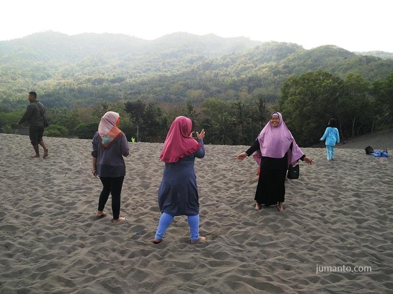 foto gumuk pasir jogja