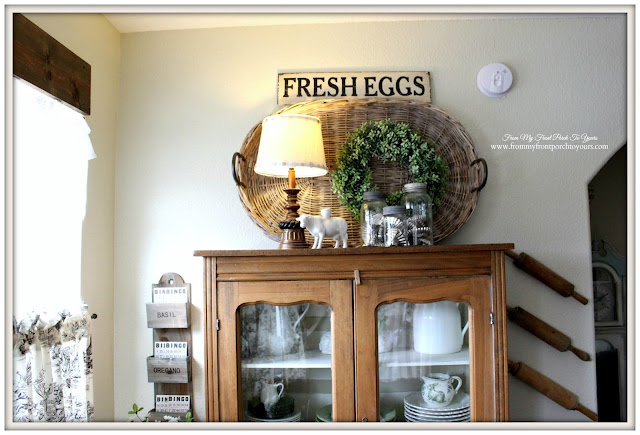 Farmhouse-Kitchen-Breakfast-Nook-Farmhouse-Table-From My Front Porch To Yours
