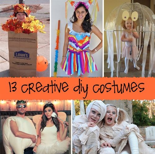 Best DIY Halloween Costumes For Women