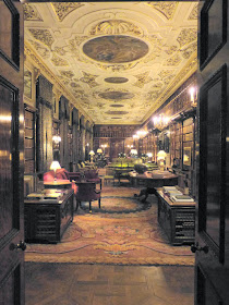 The Library, Chatsworth