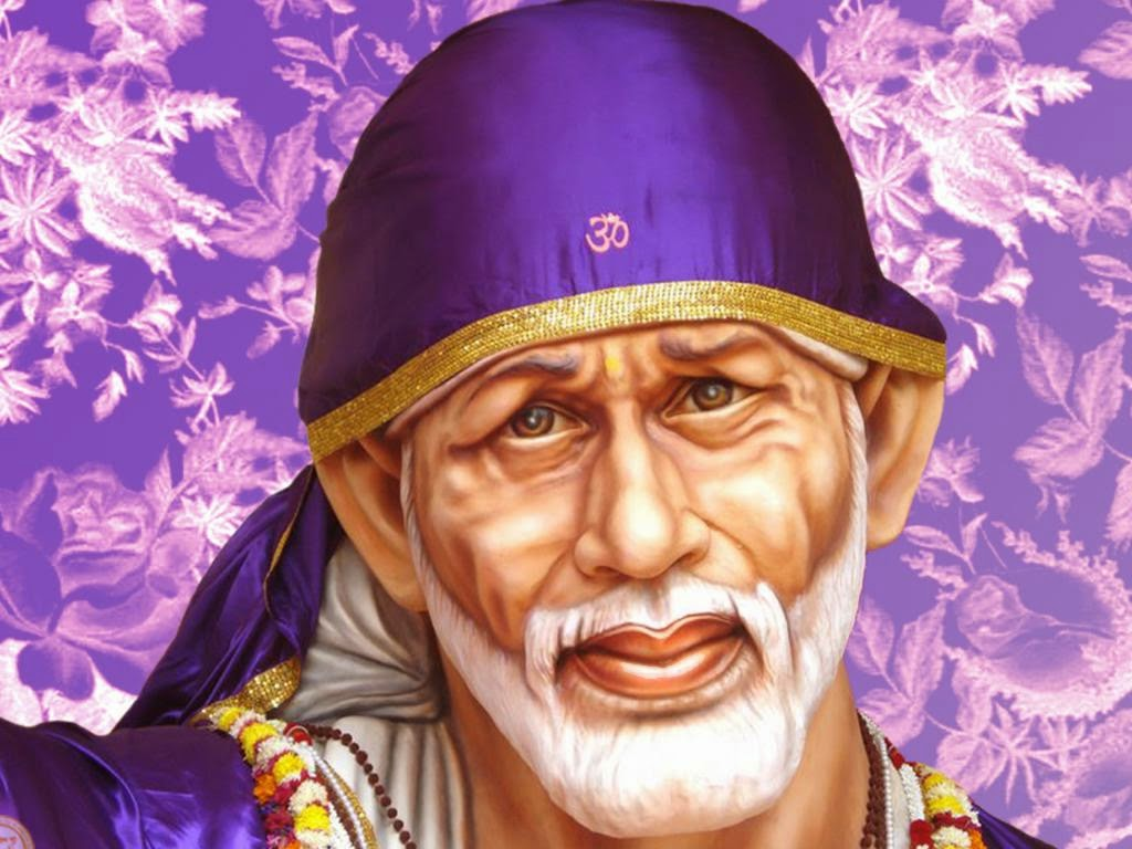 Sai Baba Hd Wallpapers Download And Sai Baba Quotes Wish Message