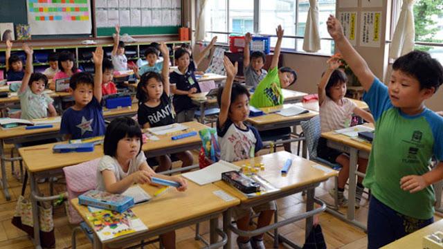 Sistem Kurikulum Pendidikan di Jepang