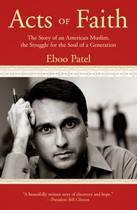 Book cover: Acts of Faith by Eboo Patel