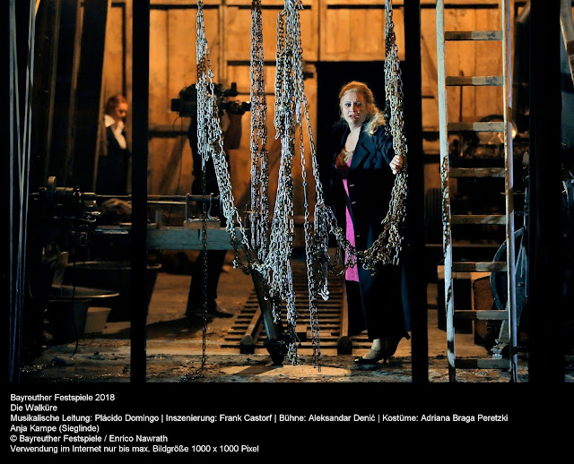 Wagner: Die Walküre - Bayreuth Festival 2018 (Photo Enrico Nawrath)