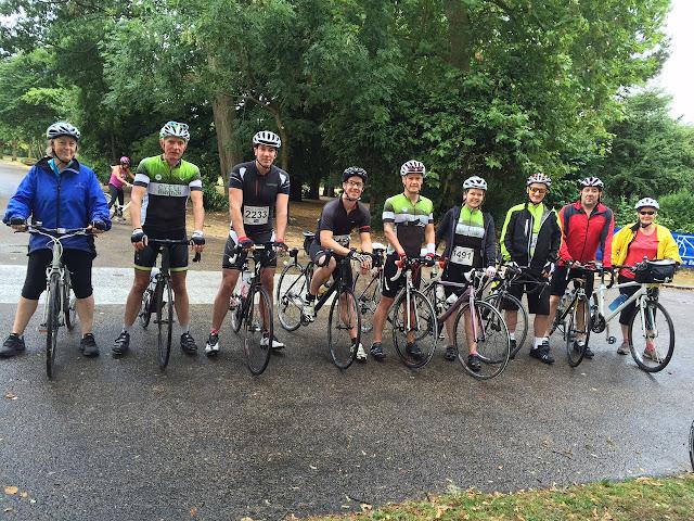 London to Southend bike ride