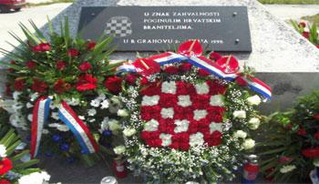 Bitka kod Bosanskog Grahova 13.-14. kolovoza 1995.: In memoriam Ranku Grbavcu i 19-orici poginulih hrvatskih vojnika