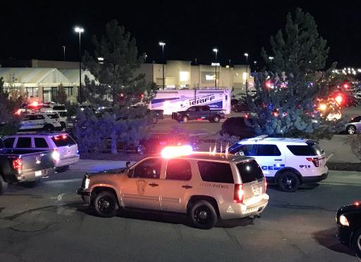 Two people dead, one injured in Walmart shooting in Colorado