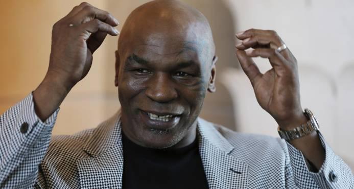 Mike Tyson de campeón mundial de boxeo a productor de  marihuana