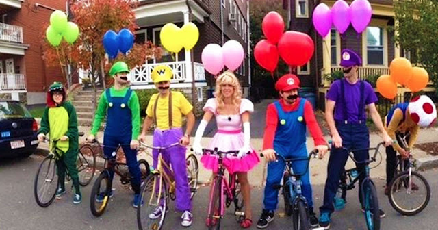 funny group halloween costumes ideas