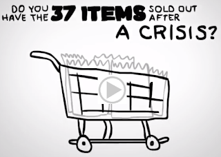 37 Items to Buy, Before The Crash!