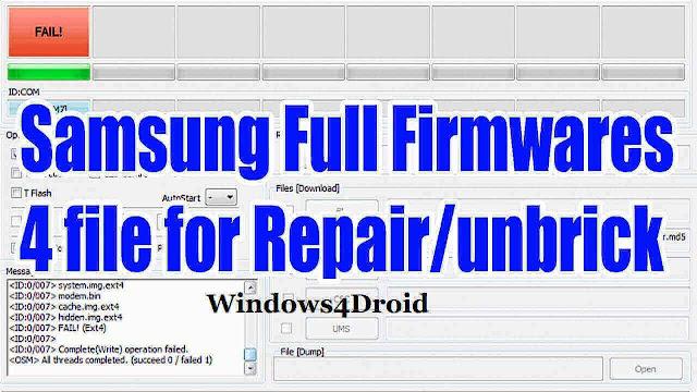 رومات كاملة اربع ملفات لجهاز Samsung Galaxy Note8 SM-N950F