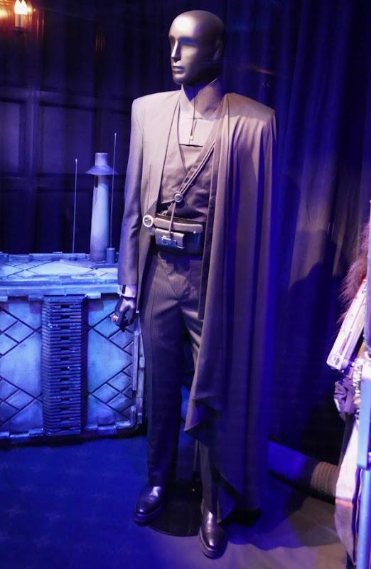 Dryden Vos Solo Star Wars movie costume