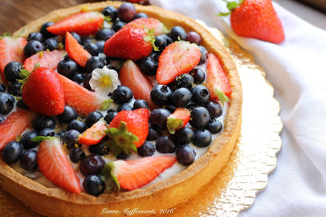 crostata crema light