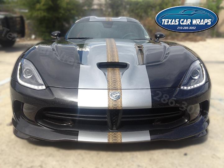 Racing Stripes San Antonio Vinyl Graphics