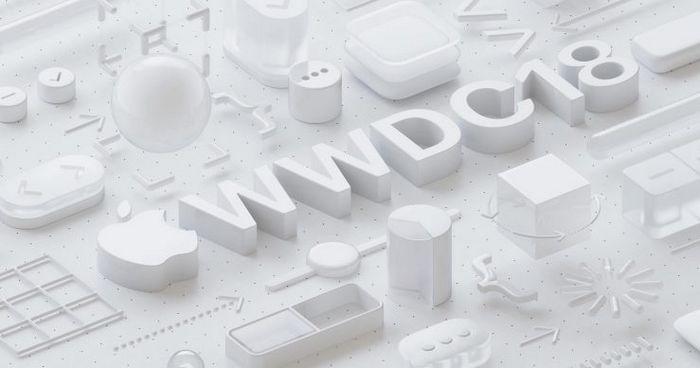 WWDC 2018 : Apple donne rendez-vous le 4 juin
