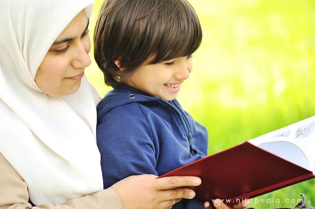 Cara mengajari anak membaca
