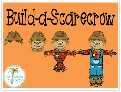 Build-a-Scarecrow - The Teachers Toolbox