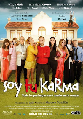 Soy Tu Karma 2017 Custom HD Latino