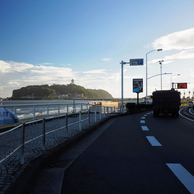 国道134号 江ノ島
