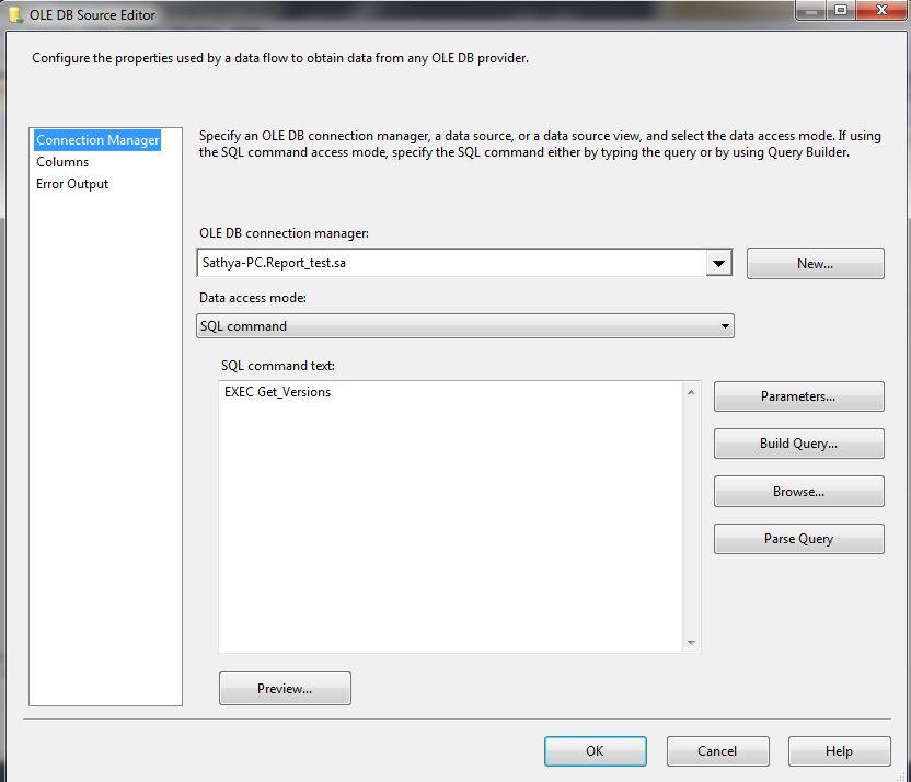 All about SQLServer: SSIS - Export XML - XML destination