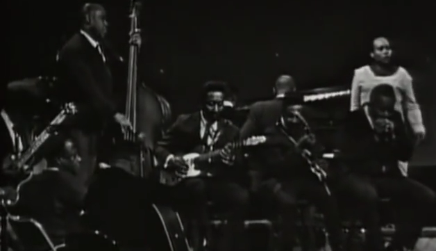 Speakin' the Blues: The Complete 'Blues Masters' Video