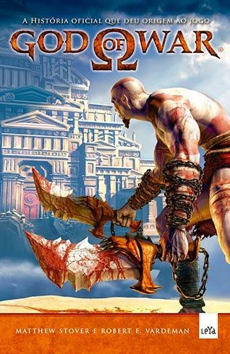 Download Livro God Of War (Volume 1)