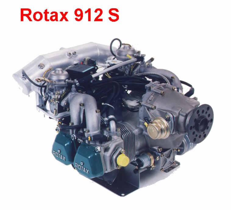 Fly Kitplanes Kitplane Engines - Rotax 912 / 914 Series