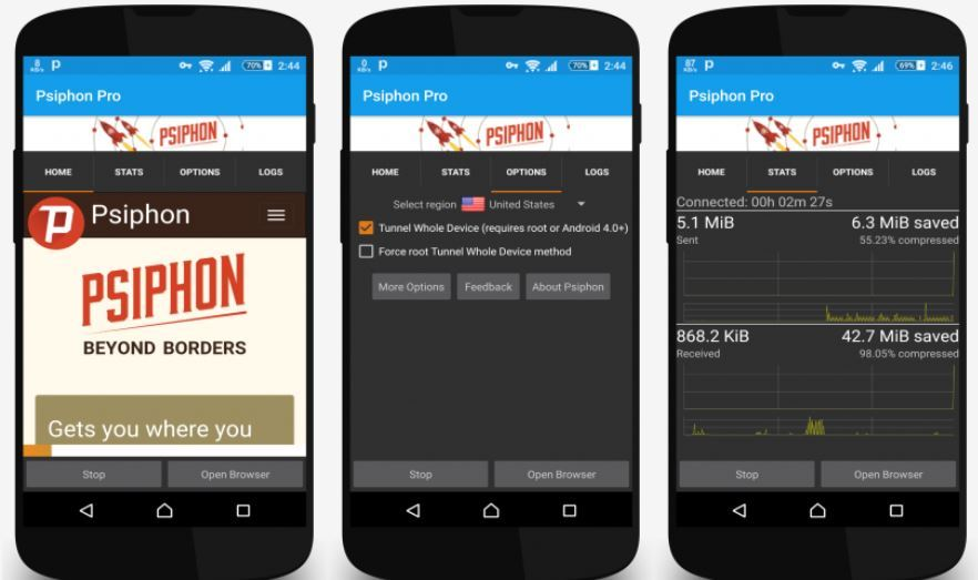 Download psiphon google play